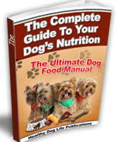 Complete Guide to Your Dog's Nutrition book